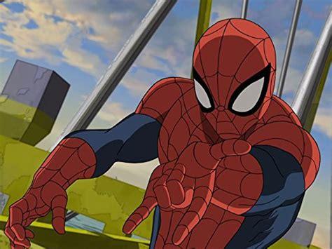 ultimate spider man agent venom tv episode