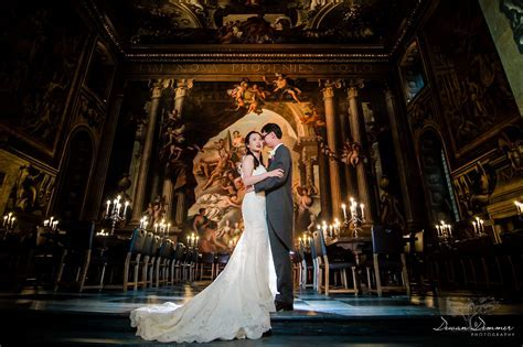 Chinese Wedding at the Old Royal Navy College in Greenwich
