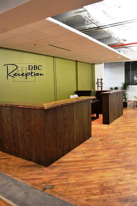 reclaimed wood reception desk blog hd threshing reclaimed wood furniture page 18