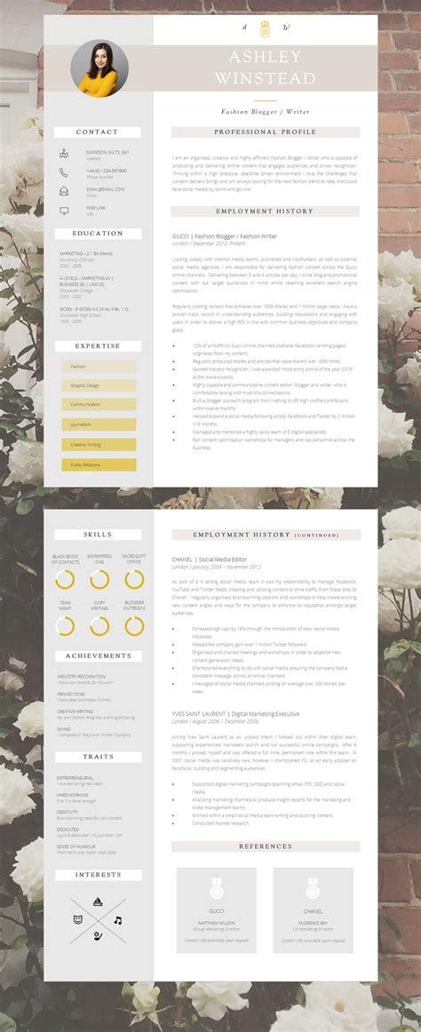 job application layout design the 25 best cv template ideas on pinterest creative cv