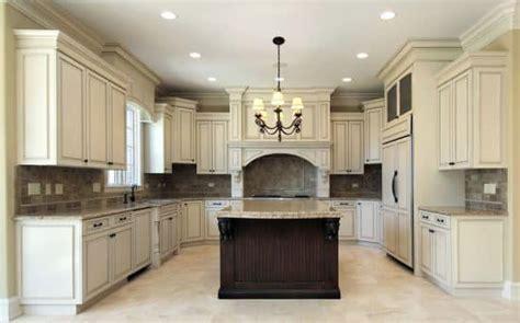 paint kitchen cabinets   antique designing idea