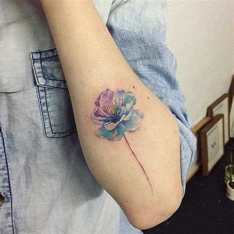 51 watercolor tattoo ideas for women watercolour tattoos