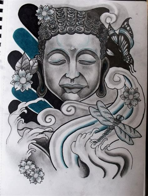 baby buddha tattoo designs buddha design by ifinch on deviantart