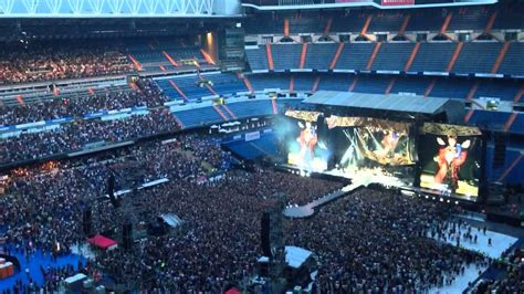 concierto rolling stones madrid  youtube