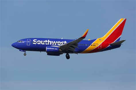 brief history of the southwest airlines charter flight