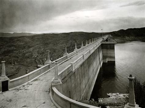 1916: Elephant Butte Dam dedicated 100 years ago