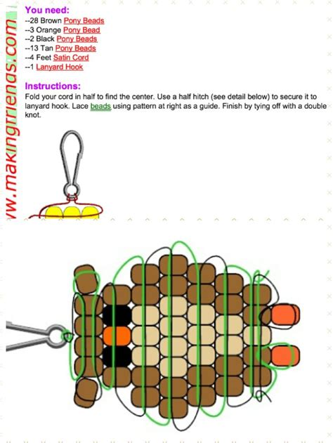 pony bead owl pattern pin by carrie williams on owls et elefants