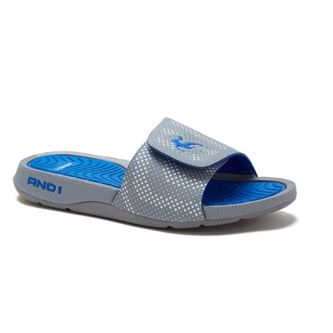 slide on slippers and1 mens enigma slide on sandal slip on slippers open toe