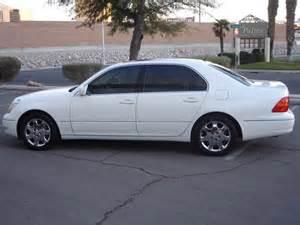 2003 Lexus Ls430 2003 Lexus Ls 430