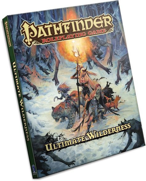pathfinder roleplaying ultimate wilderness books paizo pathfinder roleplaying ultimate wilderness