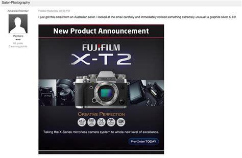 Fujifilm Fuji X T2 Graphite silver graphite fujifilm x t2 for sale in australia