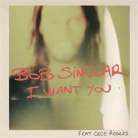 i want to free testo bob sinclar i want you testo traduzione e