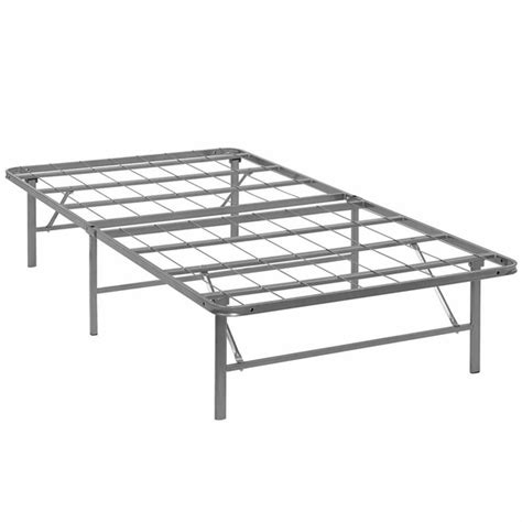 stainless steel bed frame horizon twin stainless steel bed frame modern in designs