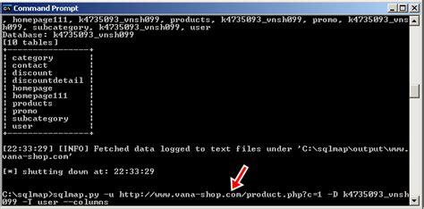 tutorial deface dengan sql map tutorial sql injection dengan sqlmap indonesia security cyber