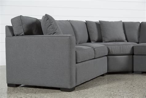 Living Spaces Sectional by Alder 4 Sectional Living Spaces