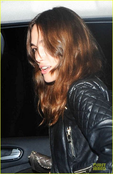 A Lindsay And Keira by Lindsay Lohan Keira Knightley Heat Up Chiltern Firehouse