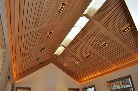 Wooden Vaulted Ceiling by Vaulted Wood Ceiling