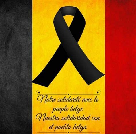 Imagenes Luto Bruselas | imagenes de luto atentado en belgica