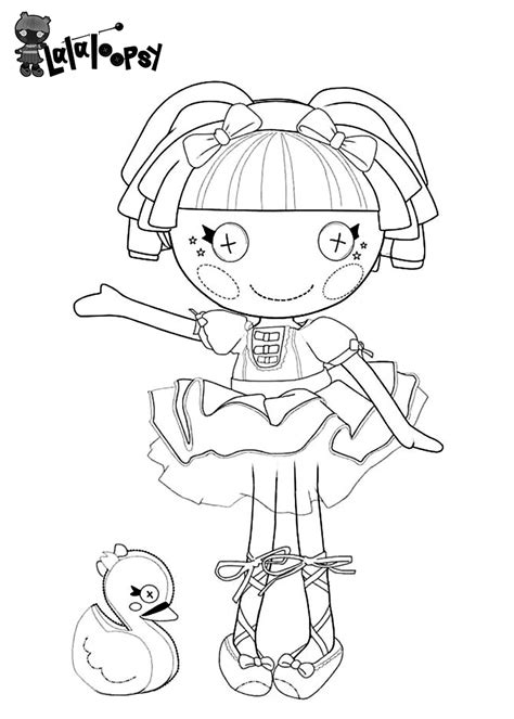 lalaloopsy coloring pages coloring pages for girls