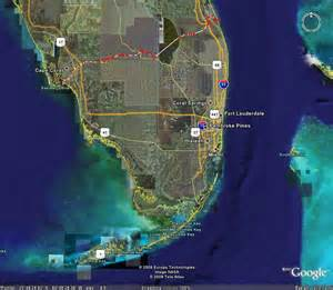 earth map of florida deboomfotografie