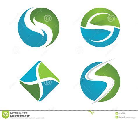 design elements volume s letter logo template stock vector image 61943603
