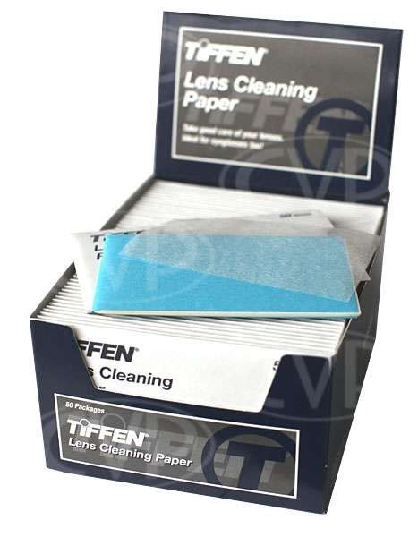 lens cleaning buy tiffen lens cleaning tissue paper pack 50