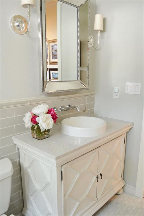 bathroom vanity renovation ideas rustic bathroom ideas hgtv
