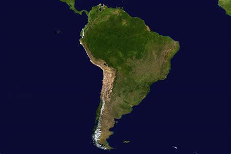imagenes satelitales america del sur 191 cu 225 les son los pa 237 ses de am 233 rica del sur 187 respuestas tips