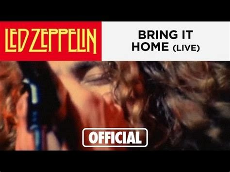 led zeppelin bring it on home live royal albert