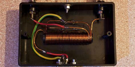 membuat antena tv led indoor balun dipole antenna for hf 1 1 50 ohms