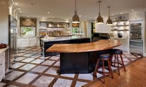 16 impressive curved kitchen island designs captainwalt com fresh kitchen style amp decoration