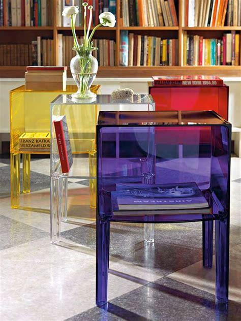 comodini kartell catalogo small ghost buster comodino kartell di design in