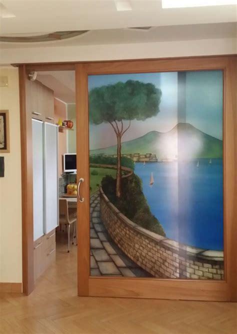 porte artistiche porte in vetro napoli vm design glass porte in