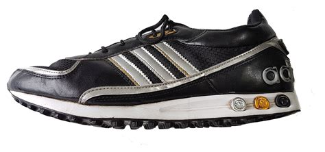 Kaos Adidas Classic 2 adidas s vintage la trainer ii classic black trainers size 8 5 ebay