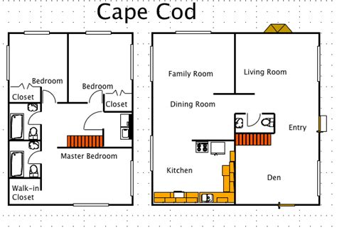 Cape Cod 2nd Floor Plans Fresh Cape Cod Style Homes Floor Plans New Home Plans Design