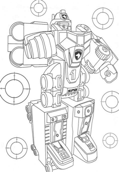 power rangers robot coloring pages robot coloring pages to print coloring home