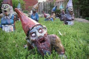 Backyard Monsters On Facebook 7 Badass Garden Gnomes To Protect Your Front Lawn