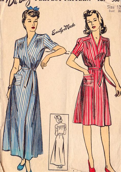 sewing pattern house dress 16 best images about house frocks and hoovertte on