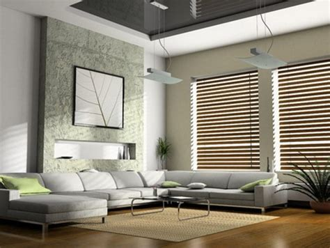 modern window coverings for large windows claves para la decoraci 243 n de salones modernos funcionales