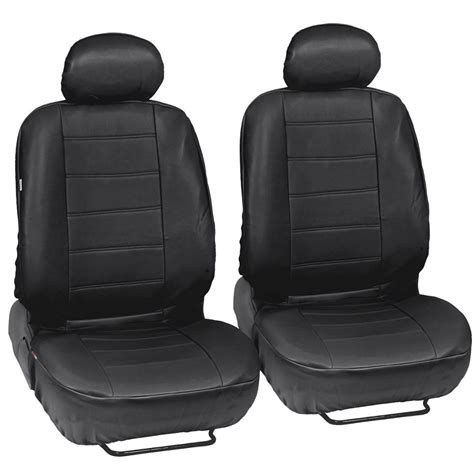 seat covers for ford fusion prosyn black leather auto seat covers for ford fusion