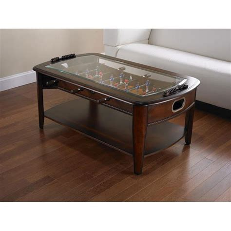 Gaming Coffee Table Chicago Gaming Signature Foosball Coffee Table Model 0110