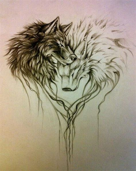 two wolves tattoo inside each of us are two wolves the one is evil the