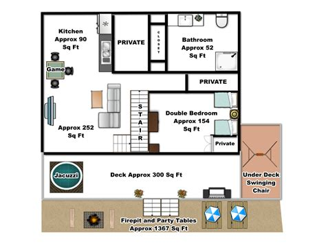 majestic resort floor plans majestic hideaway lower floor plan