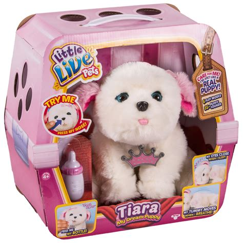 live pets my puppy playset tiara live pets tiara toys r us australia join the