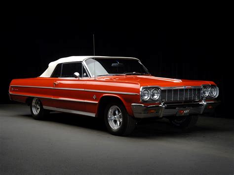 1964 impala pictures mad 4 wheels 1964 chevrolet impala convertible best