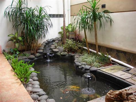 desain rumah dengan taman di dalam desain rumah minimalis desain taman mungil dalam rumah