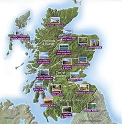 where to go in scotland scottish cottages