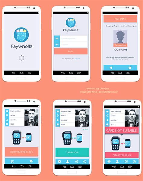 app layout exles 20 stunning exles of minimal mobile ui design