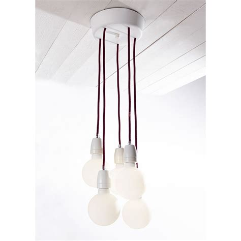 Nud Classic Pendant Light Nud Ceiling Cup For Filament Bulb Pendant