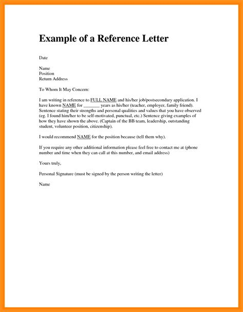 How To Write A Letter Of Recommendation For Mba Program by 8 Who To Write A Reference Letter Agenda Exle